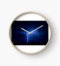 Christmas Eve Storm 2011 Clock