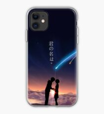 Kimi No Na Wa Iphone Cases Covers Redbubble