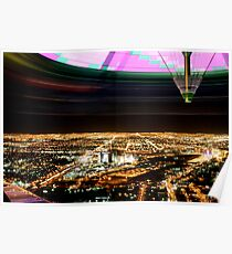 Stratosphere Ride 1 Poster