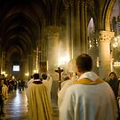 Priests of Notre Dame by almosttrinity