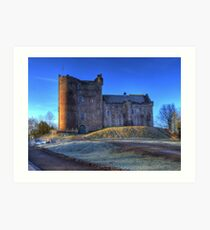 Doune Castle , Scotland Art Print