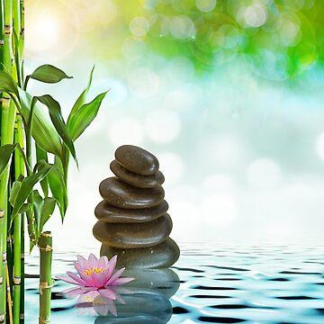 Zen Morning by ImageMonkey