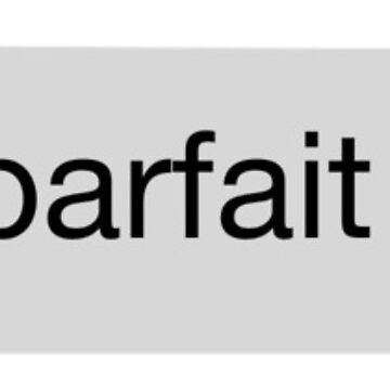Granola Parfait by scruffyjate