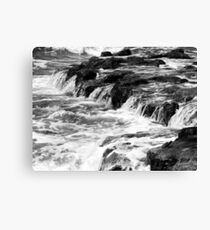 Worth Matravers B&W 1 Canvas Print