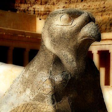 Horus by warriorprincess