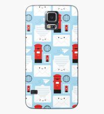 Happy Mail - Kawaii Post Case/Skin for Samsung Galaxy