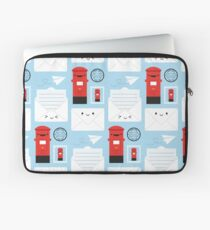 Happy Mail - Kawaii Post Laptop Sleeve