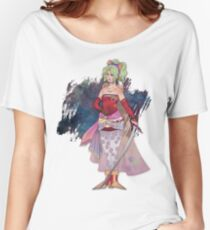 Terra Women's Relaxed Fit T-Shirt