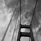 Golden Gate Black by almosttrinity