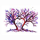 Trees - 'Love Grows' by Linda Callaghan