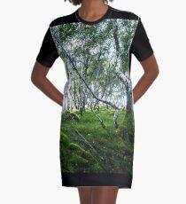 Green Forest Robe t-shirt