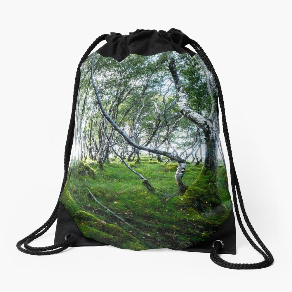 Sac à cordon «Green Forest»