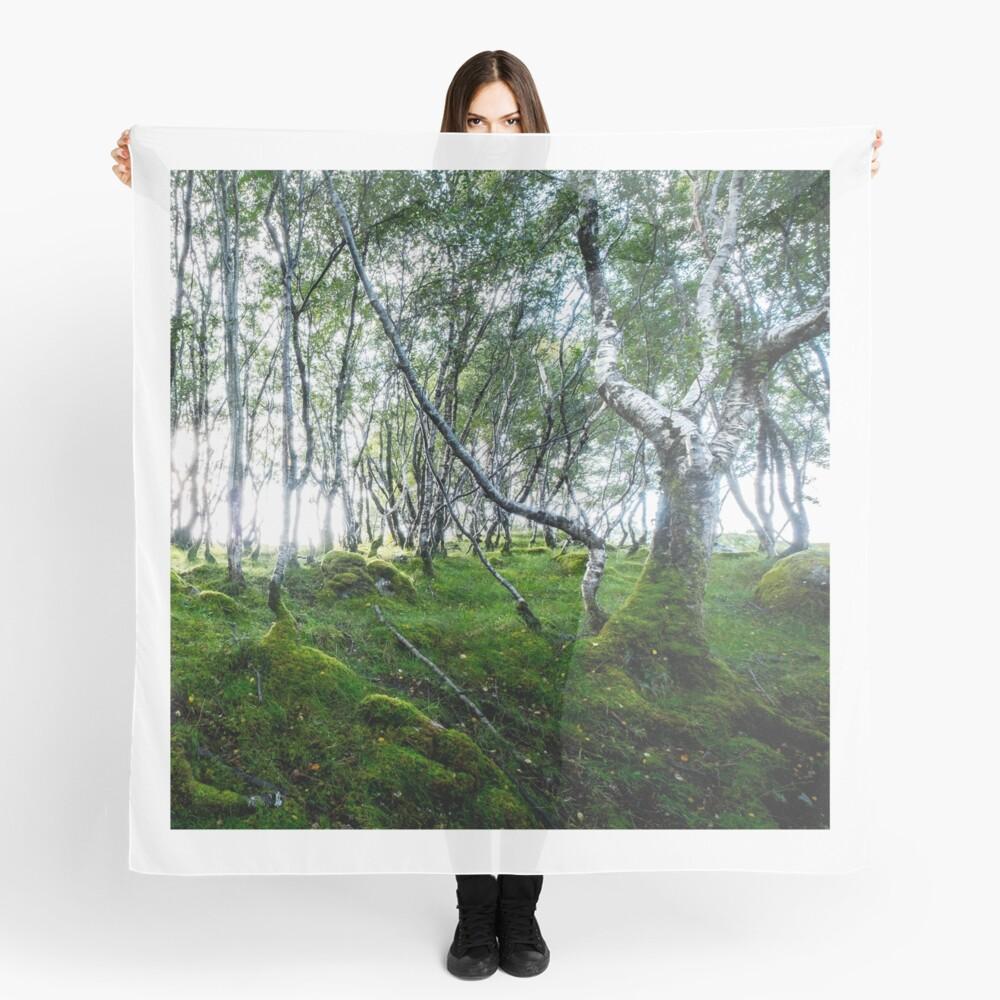 Foulard «Green Forest»