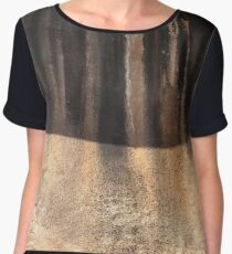 Stains and Shadows Chiffon Top
