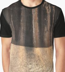 Stains and Shadows Graphic T-Shirt