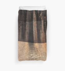 Stains and Shadows Duvet Cover