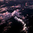 An Alpine Sunset by Craig 'has a nice' Dick