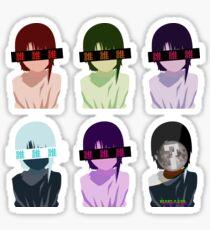 Lain RGB Sticker
