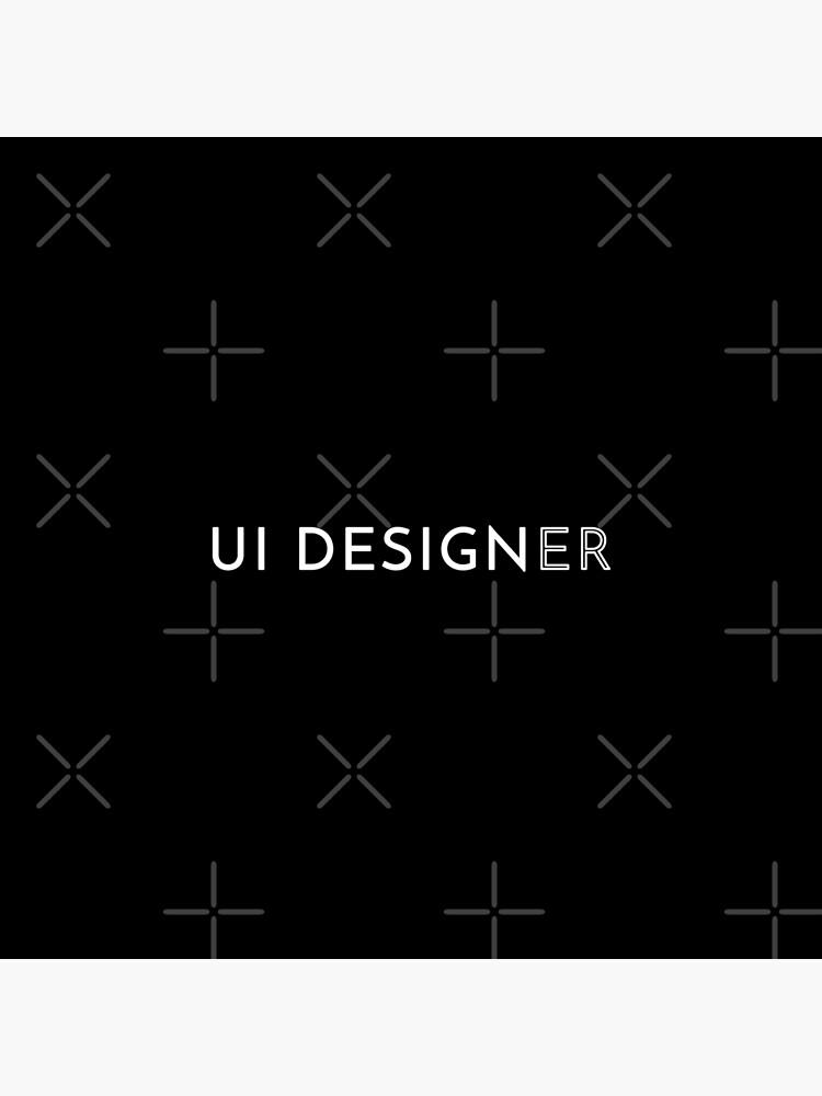 UI Designer by developer-gifts