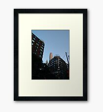 New York City, #NewYorkCity, #NewYork Framed Print