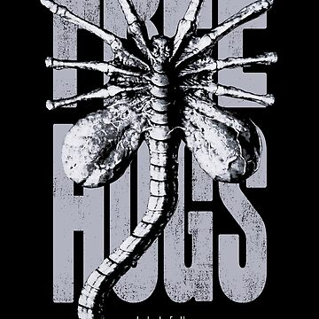 Facehugger - Free Hugs by Purakushi