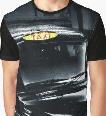 Black Cab Graphic T-Shirt
