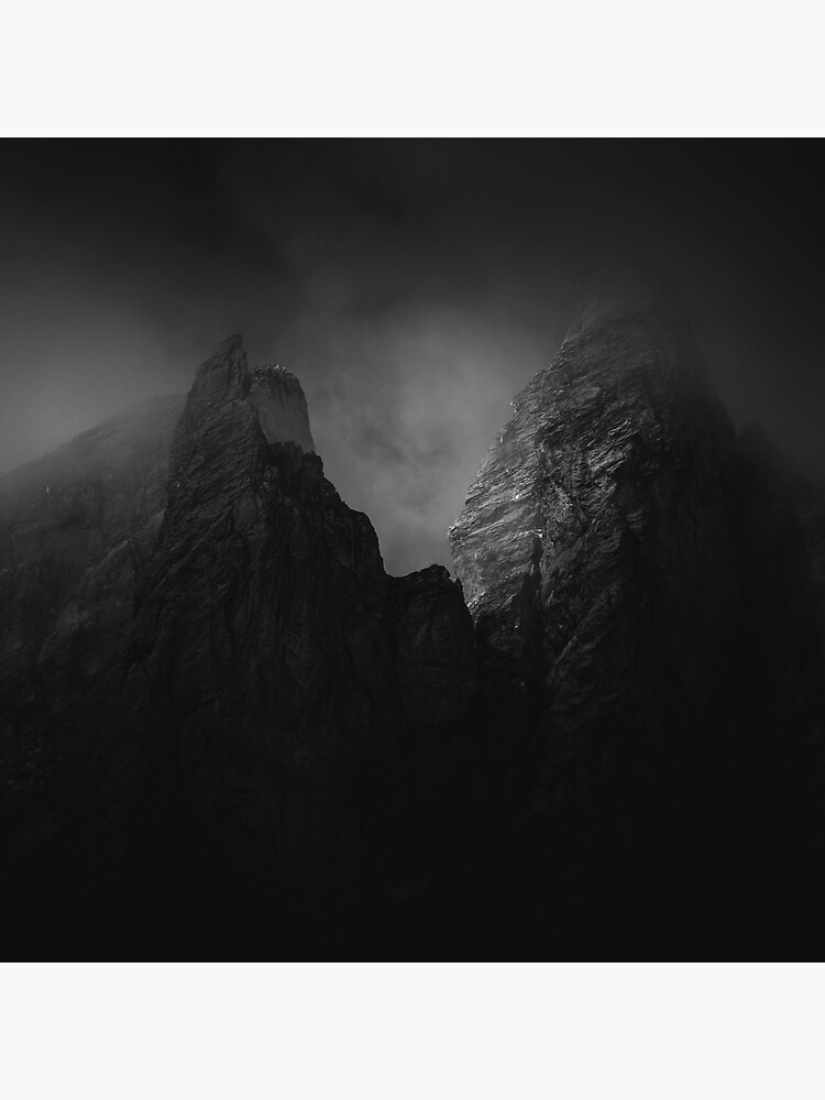 « Dark Mountains » par patricemestari
