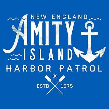 Amity Island - Shark Harbor Patrol by Nemons