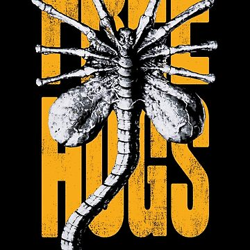 Free Hugs - Facehugger by Purakushi