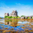Eilean Donan in Summer by peaky40