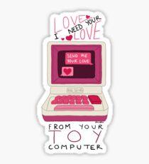 Hug Song - Valentine's Edition Sticker