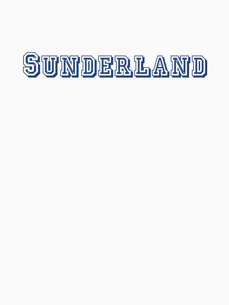 Sunderland by CreativeTs