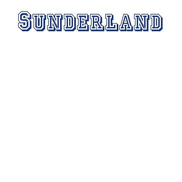 Sunderland by CreativeTs