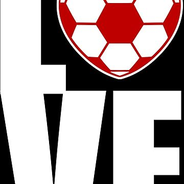Soccer LOVE Statement by xsylx