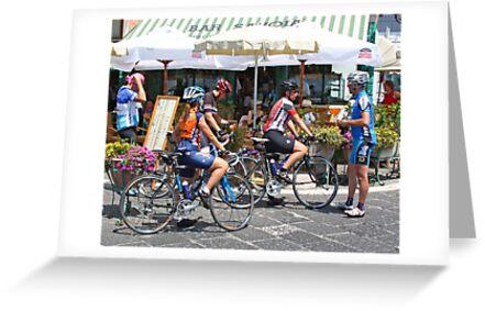 Giro de Italia in Amalfi by longaray2