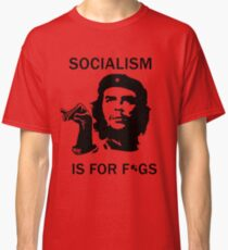 Socialism Is For Figs Classic T-Shirt