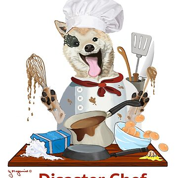 Disaster Chef by Gmagennis