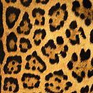 Faux Jaguar Skin Design by Digitalbcon