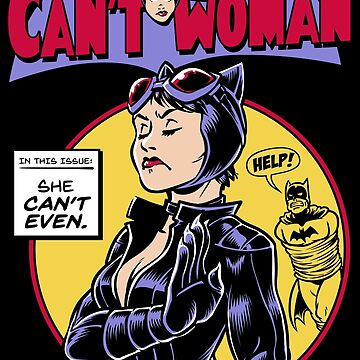 Can't Woman by harebrained