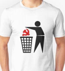 BIN COMMUNISM Unisex T-Shirt