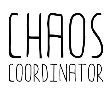 Chaos Coordinator by MakiMadjija
