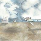 """""""Flying Dream""""  by Robin Galante"""