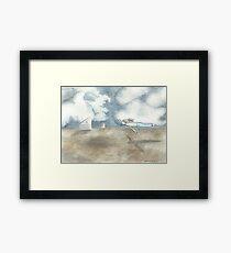 """""""Flying Dream""""  Framed Print"""