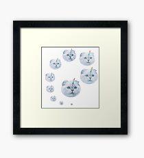 olivia swift caticorn Framed Print