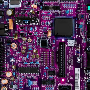 MOTHERBOARD 3 by IMPACTEES