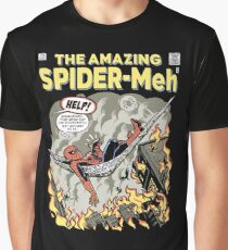 Spider-Meh Graphic T-Shirt