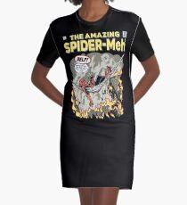 Spider-Meh Graphic T-Shirt Dress