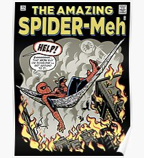Spider-Meh Poster