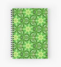 Green is good for you Spiral Notebook
