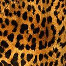 Faux Leopard Skin Design by Digitalbcon